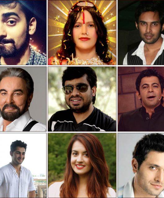 big boss 10 participants